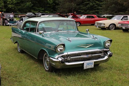 1957 chevrolet bel air 4 door hardtop flickr photo for 1957 belair 4 door hardtop