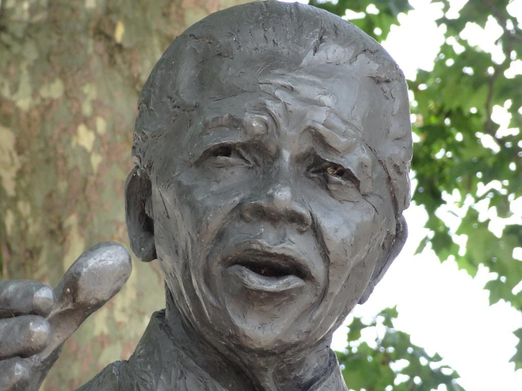 Nelson Mandela | Nelson Rolihlahla Mandela (Xhosa pronunciat