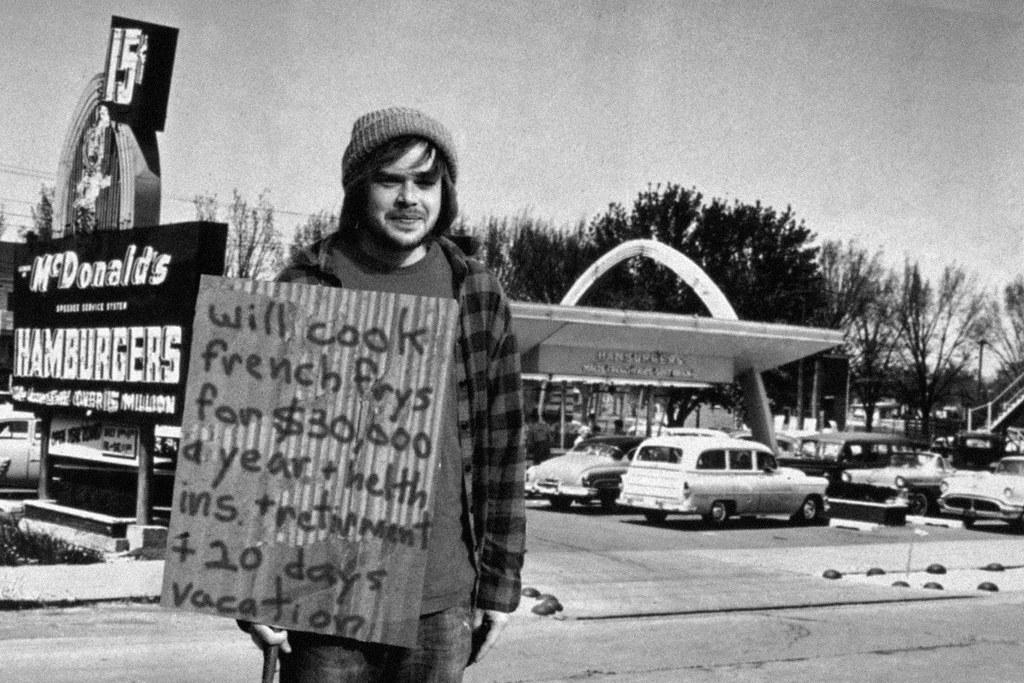 Fast Food Revolution In America