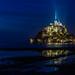 Le Mont St. Michel  ( Unesco world heritage)