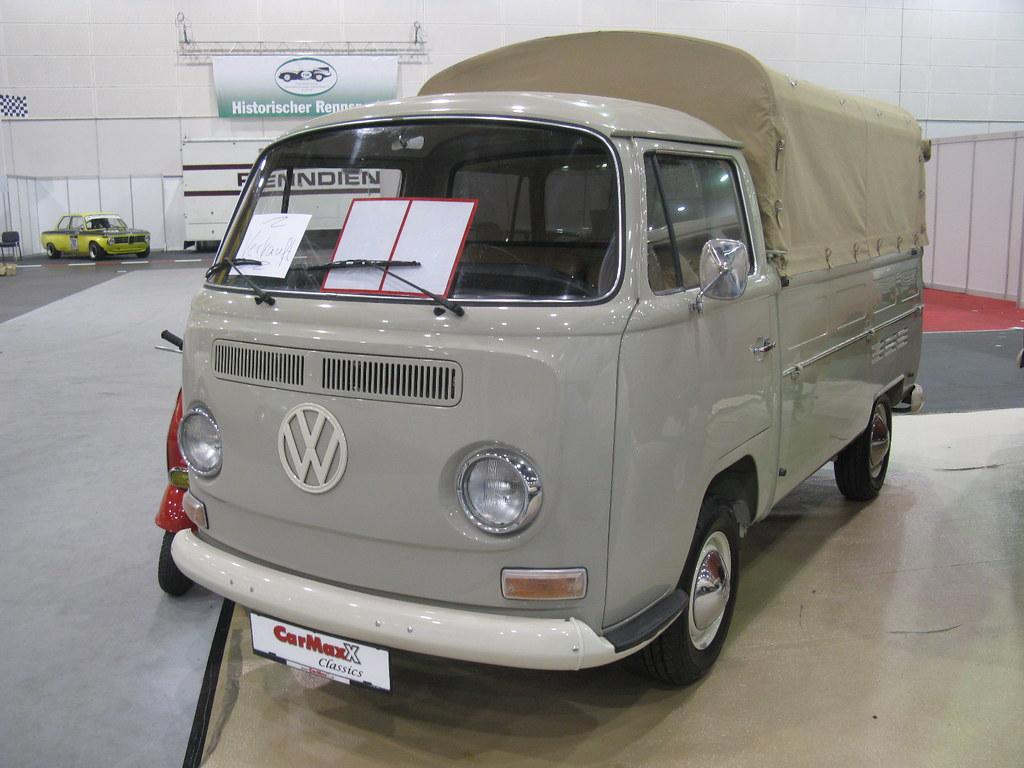volkswagen t2 pick up nakhon100 flickr. Black Bedroom Furniture Sets. Home Design Ideas