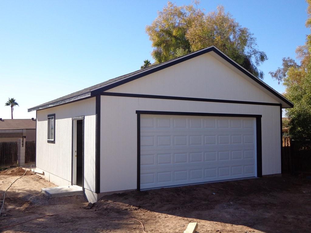 Premier Tuff Shed Carport : Premier pro ranch garage tuff shed flickr
