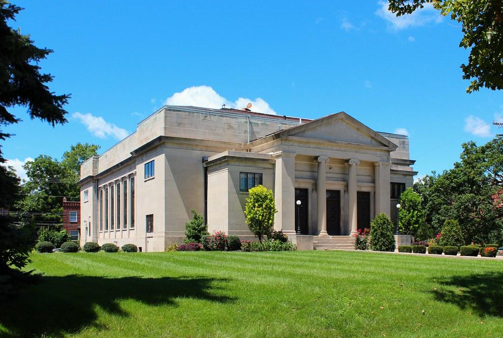 Second Church Of Christ Scientist Built 1914 Brandon