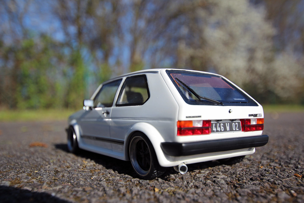Vw Golf Gti Mk1 16s Oettinger By Porsche Otto Model 1