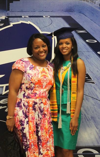 Safia's Graduation
