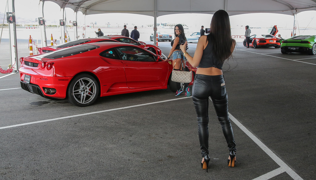 Exotics Racing In Las Vegas Babemethod 2015 The Ladies