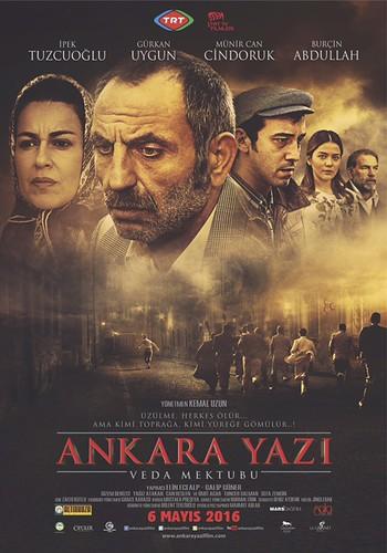 Ankara Yazı: Veda Mektubu
