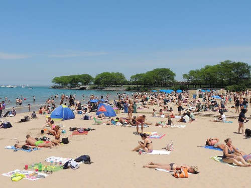 Best Chicago Beach For Kids