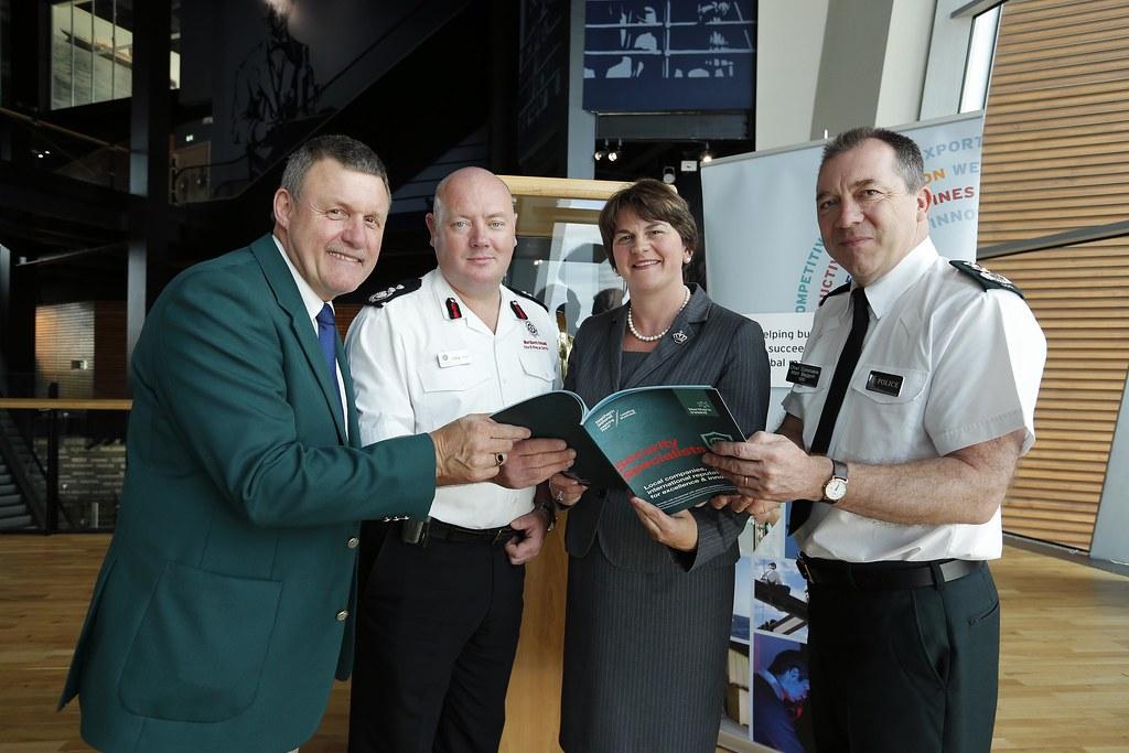 Northern uniform service