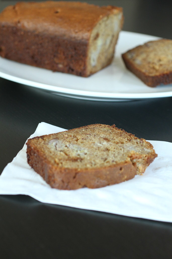 Chocolate Banana Bread Cake Mix