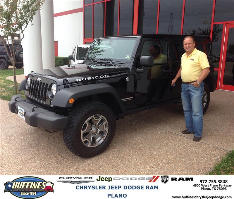 Thank You To Brad Mckissack On Your New 2014 Jeep Wrangl