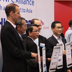 Asia NFC Alliance at Mobile World Congress 2014