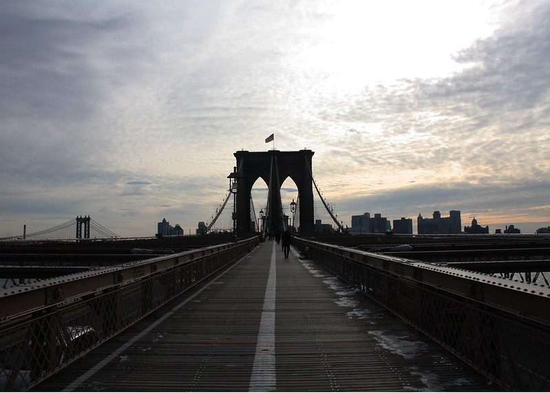 Top UK Lifestyle Blogs, NYC, Brooklyn Bridge