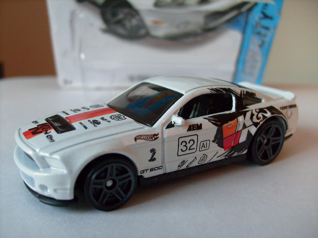 hot wheels 2010 ford mustang shelby gt500 no6 k&n filters … | flickr