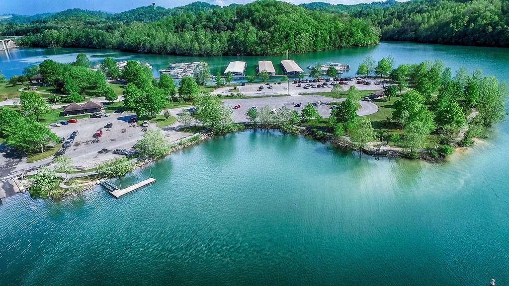 Paintsville Lake Marina 21 Paintsville Lake In Johnson