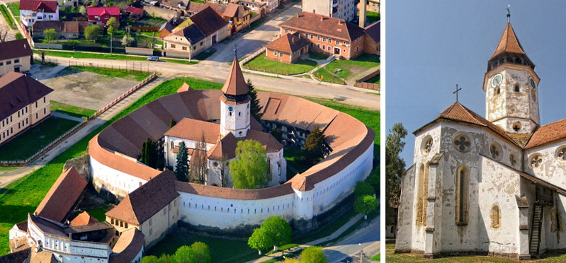 Iglesias fortificadas sajonas