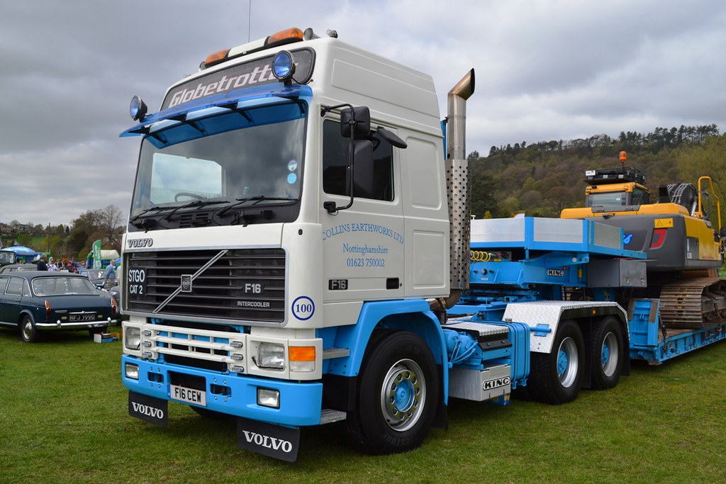 1990 Volvo F18 Intercooler F16 Cew Owned By Collins
