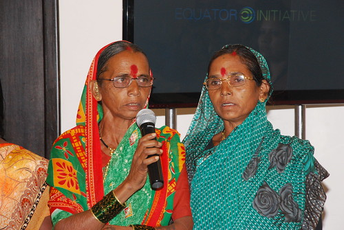 Felicitation Ceremony of 2012 Equator Prize Winner, Shashwat | by UNDP in India
