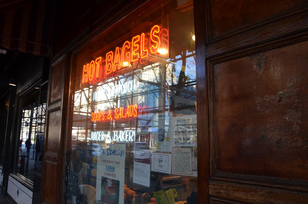 New York Bagels And Cafe Rancho Bernardo
