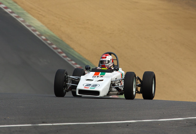 Hscc Historic Formula Ford Dulon Ld9 Ian Jeary Flickr