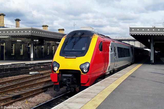 Cross Country Trains 221130 Xc Trains Limited Leased