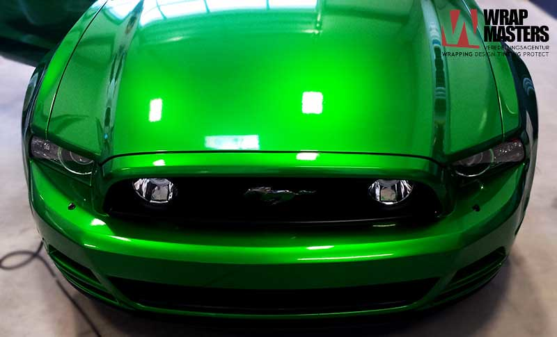 1 Ford Mustang Wrapmasters Wrapmasters De Flickr