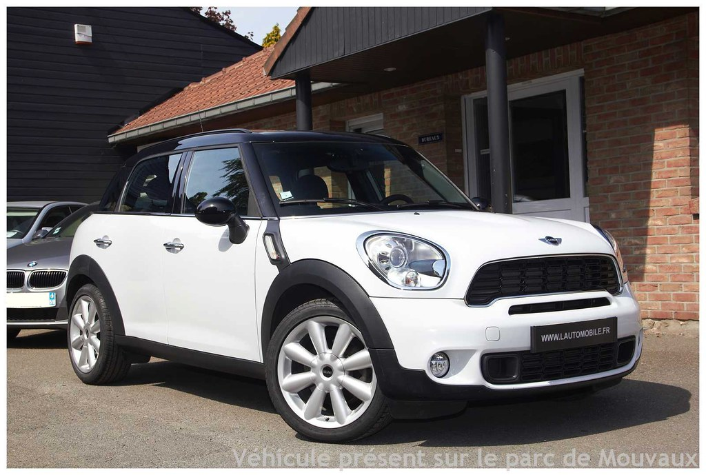 mini countryman cooper s pack connected cuir toit ouvrant flickr. Black Bedroom Furniture Sets. Home Design Ideas