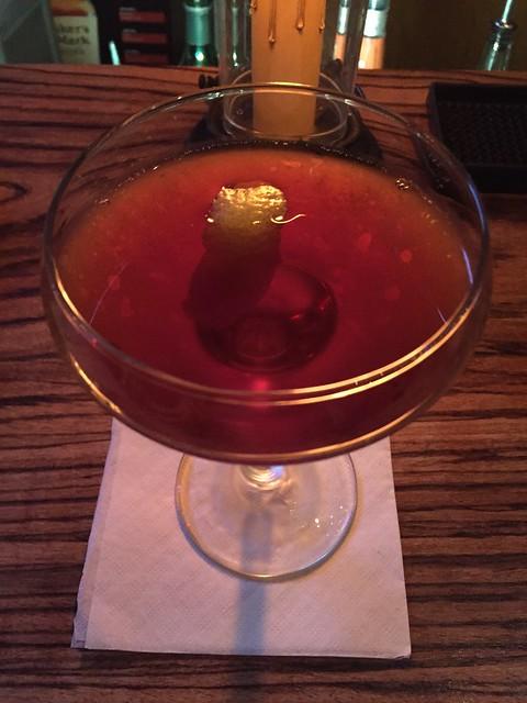 Jackalope cocktail - Jackalope