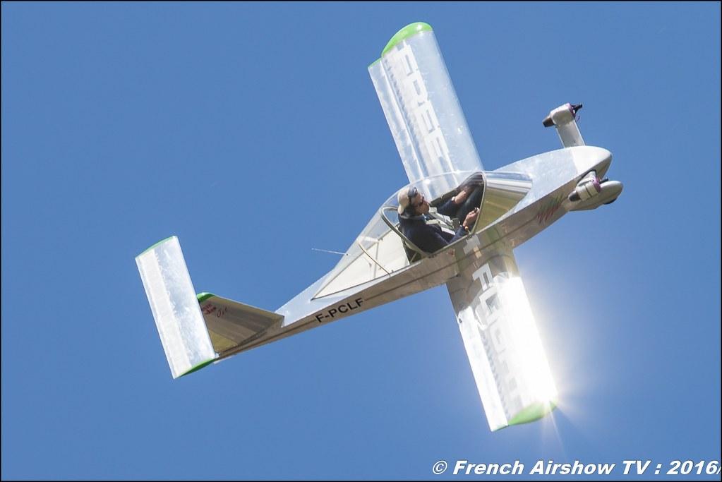 Cricri , F-PCLF , Free Flight ,Meeting de l'air BA-702 Avord , Meeting Aerien Avord 2016 , FOSA , Armée de l'air , Canon Reflex , EOS System
