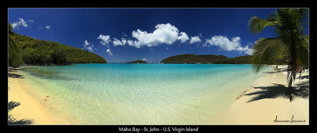 Maho Bay Camps: Eco-Campground on St John