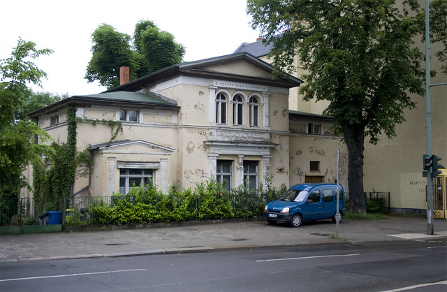 Bertolt-Brecht-Haus, Berlin 2013