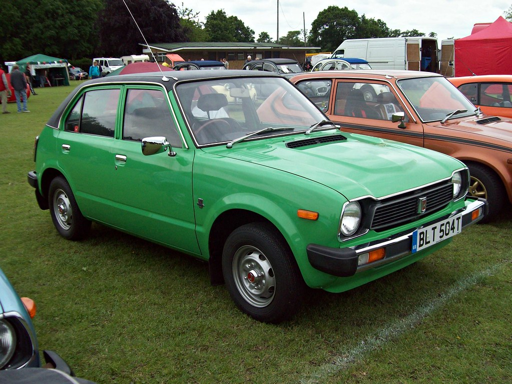 174 honda civic 5 door hatch 1st generation 1978 flickr for 1978 honda civic
