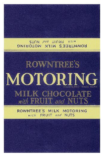 Rowntree S Chocolate Story