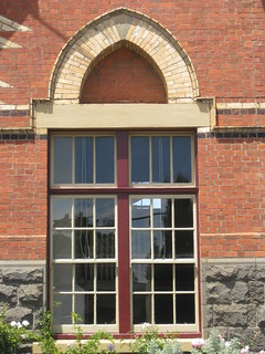 Gothic Window Detail of the Macarthur Street Primary School - Macarthur Street, Ballarat