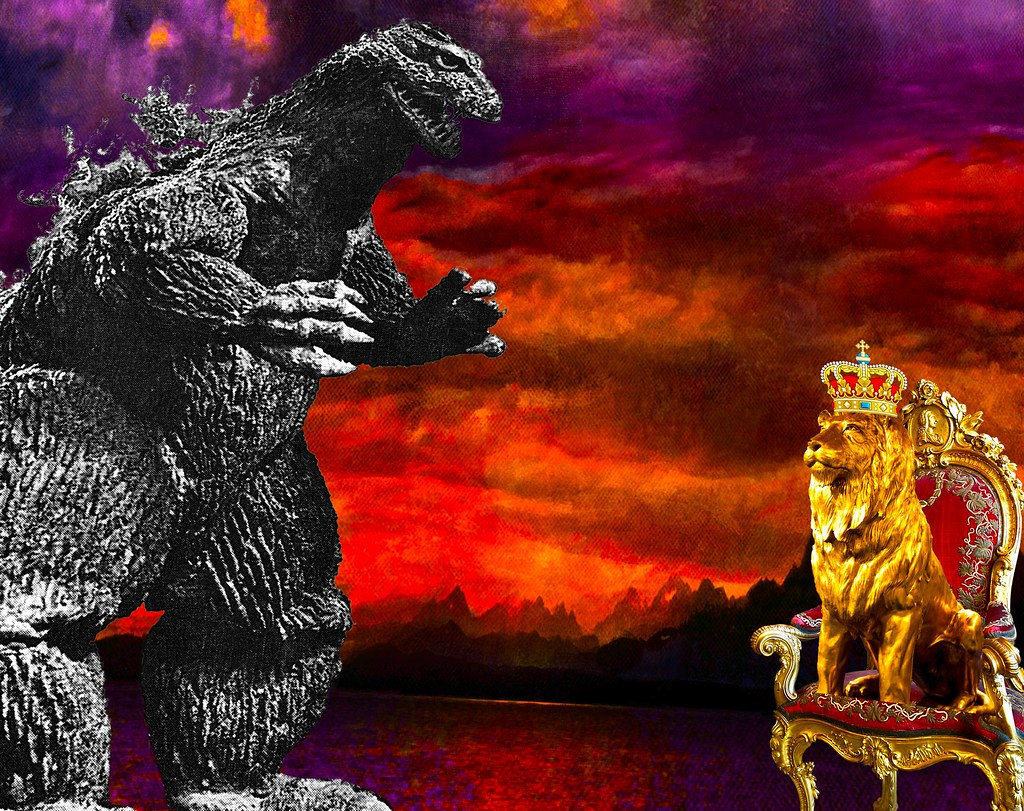 Image Result For All Free Godzilla