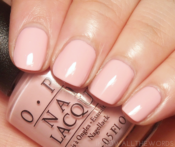 OPI What's the Double Scoop