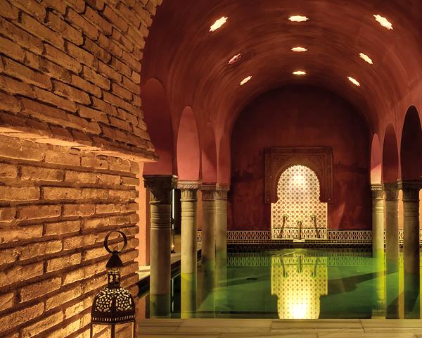 Hamman Al-Andalus uno de los lugares más bonitos que ver en Granada