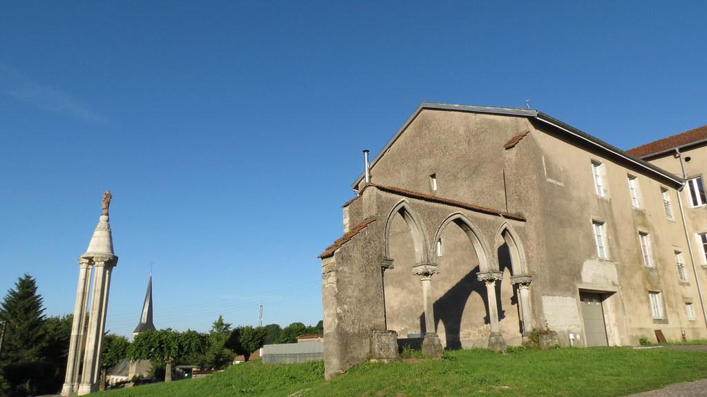 Patrimoine lorrain : Vézelise vu du couvent des Capucins | Flickr