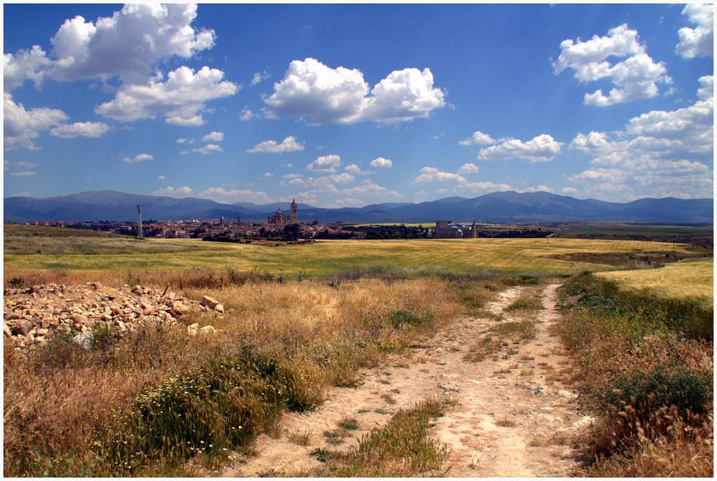 Segovia y Sierra de Guadarrama