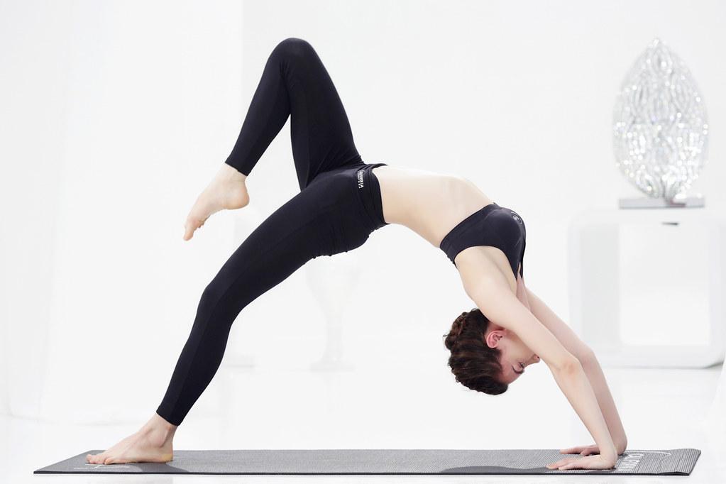 Ho ngoc ha yoga vui l ng kh ng s d ng h nh n y d i for Cama quinsay