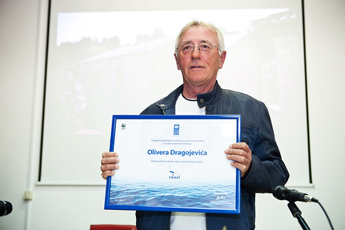 Oliver Dragojević appointed UNDP Goodwill Ambassador for the Dalmatian coast | by UNDP in Europe and Central Asia
