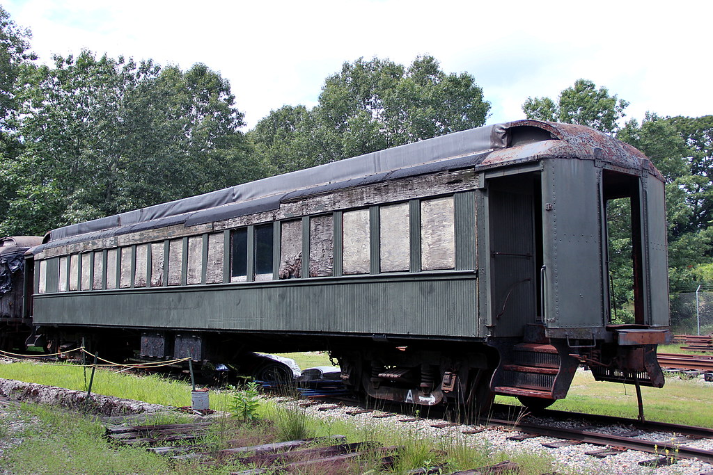 Passenger Car | Taken at the Connecticut Eastern Railroad ...