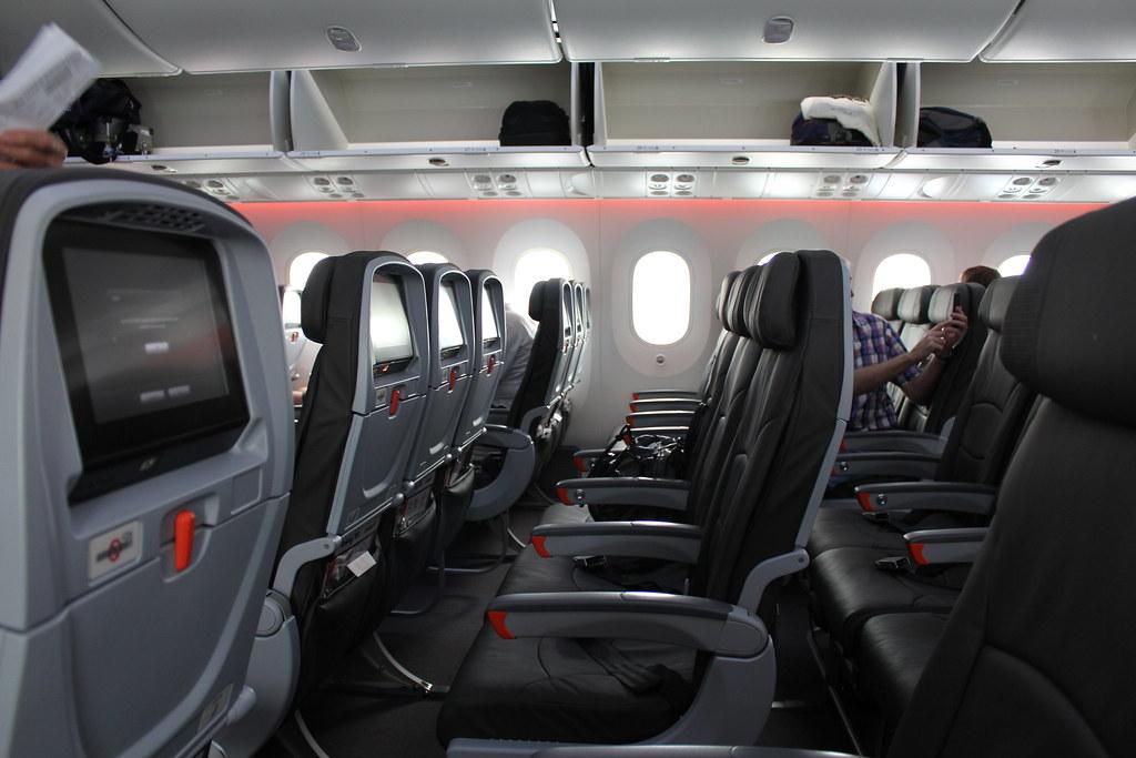 Jetstar Airways - Boeing 787-8 Dreamliner - Inaugural Serv ...
