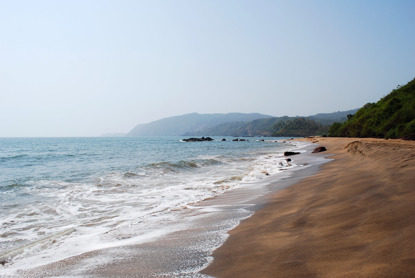 Goa - Cola Beach 19