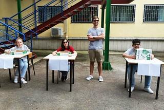Noicattaro. Merenda di Solidarietà alla Pascoli front