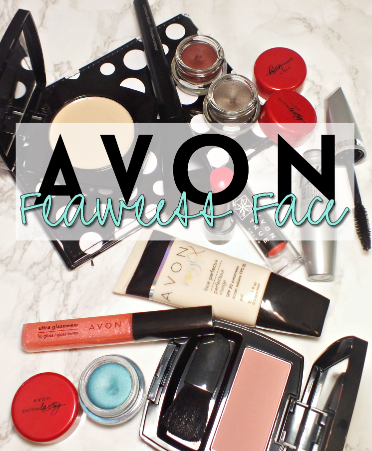 avon flawless face
