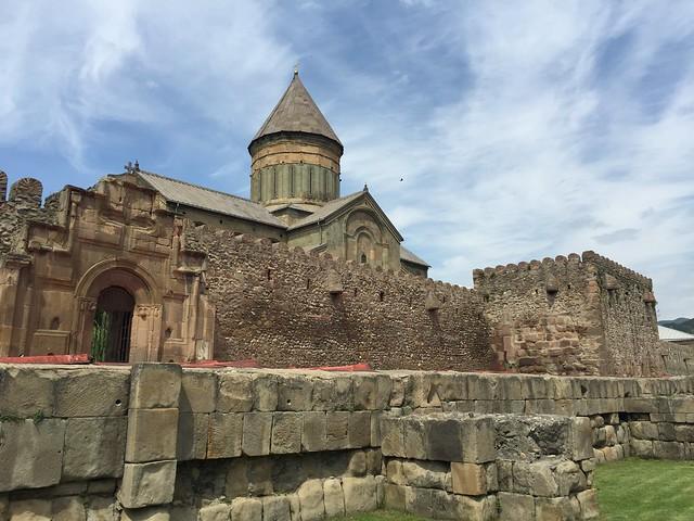Catedral de Mtskheta (Georgia)
