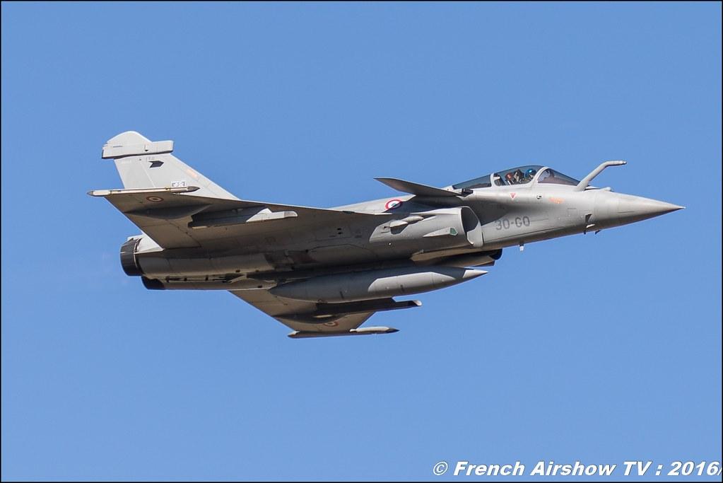 Rafale NN , neuneu , 30-GQ , armée de l'air , Dassault rafale 2016