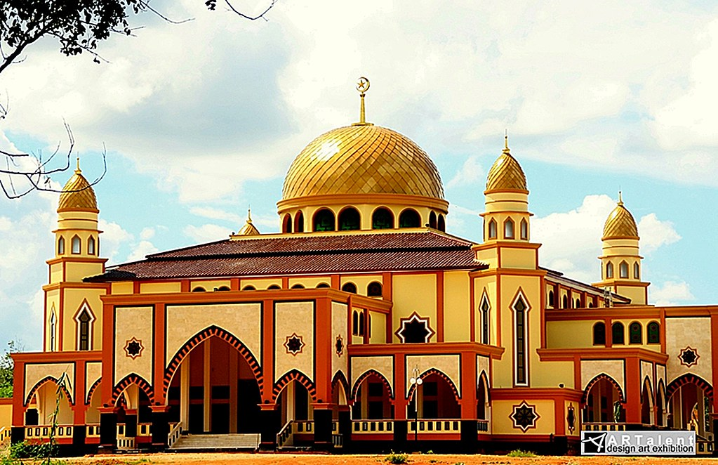 exploration of mosque and masjid essay