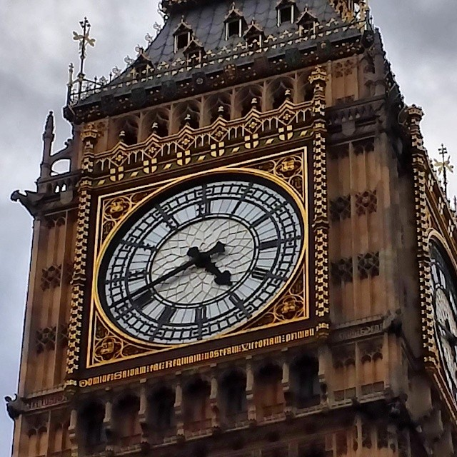 The Second Most Famous Clock In The World